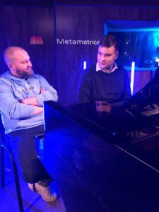 Алексей Чернаков стал гостем программы METAMETRICA